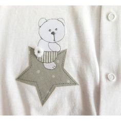 Hand Embroidery, Embroidery Designs, Baby Sewing Projects, Baby Kit, Pants, White Jumpsuit, Soothing Colors, Sewing Projects, Embroidery Ideas