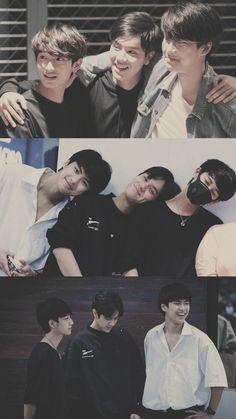 Thai Tea, Thai Drama, Ulzzang Couple, Handsome Faces, City Photography, Homescreen, Hot Boys, My Boyfriend, Love Story