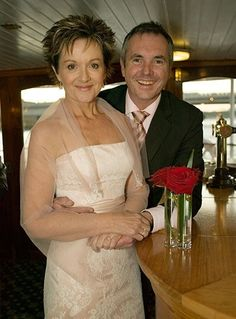 Best weddings on Neighbours - SUSAN and KARL: Karl surprised Susan with a romantic wedding ceremony during their trip to London. The pair re-married aboard a river Thames cruise, but Izzy stole the thunder when she went into labour during the ceremony! Amazing Gardens, Beautiful Gardens, Australian Actors, Outdoor Venues, Diy Garden Decor, Home And Away, Wedding Couples, Gorgeous Men, Childhood Memories