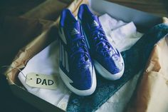adidas Baseball Has Released Limited Edition Father's Day Cleats ...