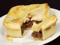 If your looking for a great and ideal quick meal for school , work and meeting, then grab this recipe and prepare it today. With this Aussie Meat Pies im sure you will never missed any of your meals. So, enjoy and have fun eating this Aussie Meat Pies.