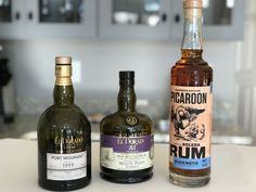 El Dorado Specialty rums and Local eastern shore Maryland Rum. Delicious on ice or a great Caribbean or Chesapeake style cocktail!