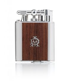 Alfred Dunhill Turbo Wood Lighter