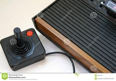 Retro Video Game Console - Download From Over 56 Million High Quality Stock Photos, Images, Vectors. Sign up for FREE today. Image: 9125151