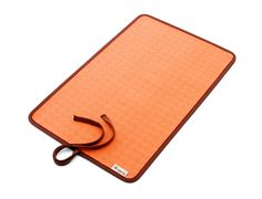 ZoLi Baby Ohm Diaper Changing Mat - Orange for sale online