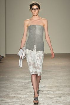 Milan Fashion Week, SS '14, #Gabriele Colangelo