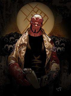 Daniel Acuña - Hellboy