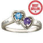 Cupid Mothers Ring