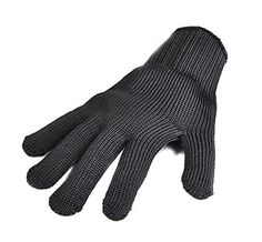 High Quality Kevlar Working Gloves Stainless Steel Wire Safety Gloves Protect Cute Metal Butcher Anti Cutting Gloves