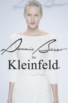 Dennis Basso collection, exclusive to Kleinfeld.