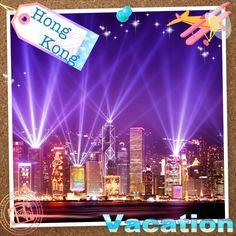 【H.I.S.】「100万ドルの夜景」を満喫しませんか?  観光・グルメ・ショッピング・絶景の夜景・テーマパーク・・・見所・遊びどころ盛りだくさんの香港へおトクに旅行しよう♪