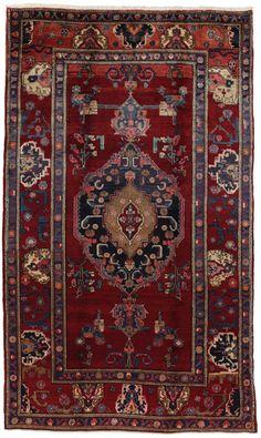 Sultanabad - Sarouk Persialainen matto 336x200