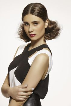 www.estetica.it | Credits Hair: Sharon Blain @Pivot Point