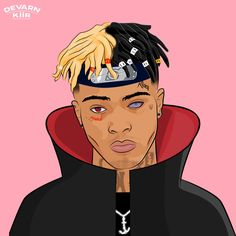 XXXTENTACION hes an other favorite artist hes very different