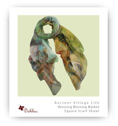 Multi colored exotic scarf, a real summertime stunner! http://www.dahliajewels.com/product/11145/Ancient_Village_Life_Reviving_Morning_Market_Square_Scarf_Shawl_Various_Colors.html#.UZEeoLWsh8E  #dahlia #beachsarong #accessories