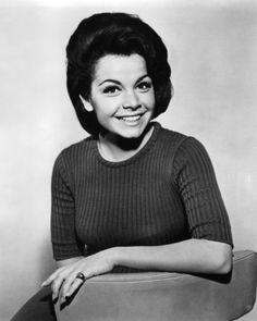 Annette Funicello (October 22, 1942 – April 8, 2013) - http://en.wikipedia.org/wiki/Annette_Funicello