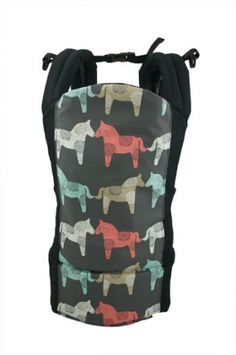 Paper Horses Baby Carrier by Rose and Rebellion £79.99 Draagzakken, Geweven  Draagdoek, Kleine 91042de4ee9