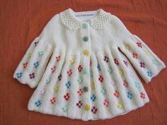 pelerin-can-orgu-modelli-bebek-hirka-modeli Benzer Çal?malar No related posts. : pelerin-can-orgu-modelli-bebek-hirka-modeli Benzer Çal?malar No related posts. Baby Knitting Patterns, Knitting Designs, Baby Patterns, Knitting Projects, Baby Cardigan, Baby Pullover, Crochet For Kids, Knit Crochet, Crochet Stitches