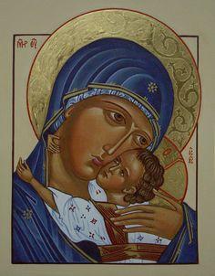 Moeder Gods Umilenie