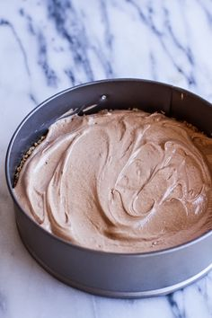 No-Bake French Silk Pie | A Cup of Jo