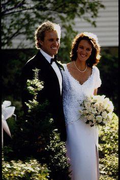 "October 23, 1993 ~ RFK's Oldest Son Joseph P Kennedy II And Anne Elizabeth ""Beth"" Kelly Marry"