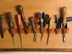 ¿Qué puedes hacer con un cinturón viejo? Más