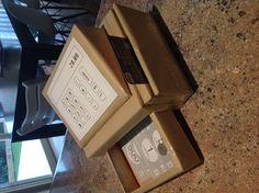 Cardboard cash register (with EFTPOS!)