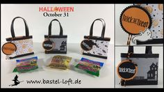 Mini-Haribo-Halloweentüte - Stampin'Up!