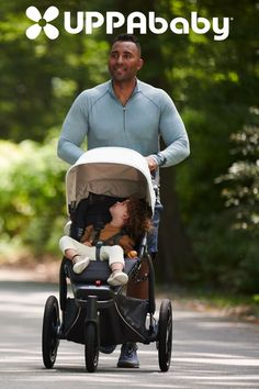 A refined yet durable stroller! Features a 2-Stage Advanced System and Disc Handbrake System.