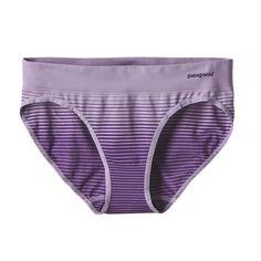 ウィメンズ・アクティブ・ブリーフ, Ocean Stripe: Petoskey Purple (OSPP)
