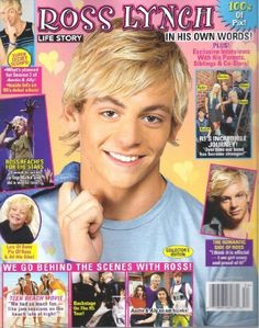 Ross Lynch fanatics, get ready to add to your magazine collection! LIFE STORY magazine has put out fun collector's editions of mags dedicated to stars like Riker Lynch, Ross Lynch, Believe, Popular Magazine, Teen Beach, Family Beach Pictures, Sam Sam, Disney Channel Stars, When Im Bored