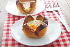 Eggs in a Basket by healthyrecipesblogs #Eggs