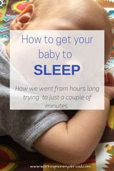 As far as sleep goes, we didn´t win the baby lottery. But after almost 1,5years we did find a way to end our hour long battles at bedtime and now within minutes our little guy is fast asleep. Read now how we achieved this or pin for later.