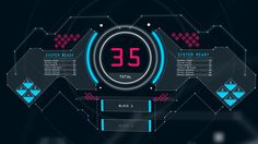 UI/UX/HUD on Behance