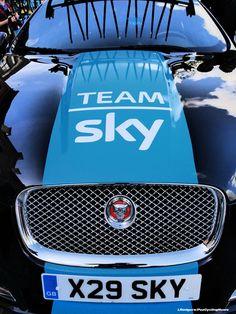 Team Sky Jaguar