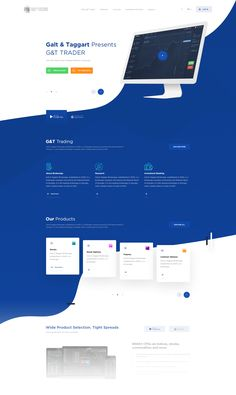 Trading screen Layout Site, Website Layout, Web Layout, Layout Design, Web Design Websites, Web Design Tips, Wordpress Theme Design, Responsive Web Design, Design Your Own Website