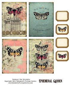 papers.quenalbertini: Vintage printables | Imprimolandia