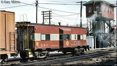 The Delaware Lackawanna and Western Railroad