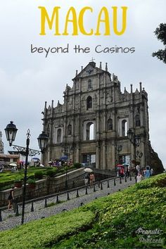 Who Knew?!?! There's More To Do in Macau Than Casinos! - Peanuts or Pretzels Travel #Macau #China #travel
