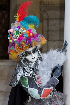 Carnival mask and costume