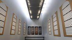 Soulages  vitraux de Conques