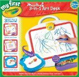Reviews My First Crayola 3-in-1 Desk The best prices online - http://wholesaleoutlettoys.com/reviews-my-first-crayola-3-in-1-desk-the-best-prices-online