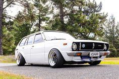 Retro radness: 1980 Toyota Corolla (KE36)