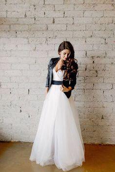 Pazza Idea: Una giacca per la sposa