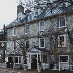 Red Fox Inn, Middleburg VA (at Town of Middleburg)