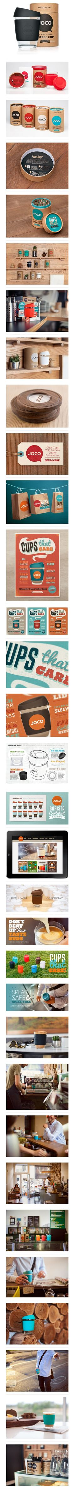 JOCO #packaging #branding #marketing PD