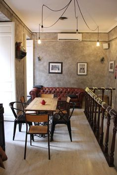 Interior de Mür Café