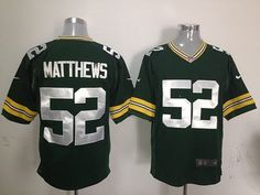 $22 for Men's Nike Green Bay Packers #52 Clay Matthews Game Team Color Jersey. Buy Now! http://55usd.com/Men-s-Nike-Green-Bay-Packers--52-Clay-Matthews-Game-Team-Color-Jersey-productview-121033.html #Men #Nike #NFL #Green_Bay_Packers #Clay_Matthews #Jersey #52 #55USD