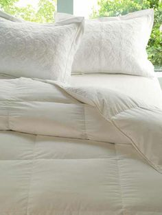 Lands' End  Essential Goose Down Comforter, Twin, Double, Queen, King ($120 to $200)