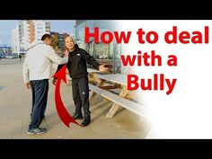how to deal with a bully - wing chun - YouTube